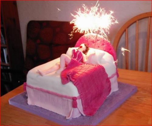 20 gâteaux d'anniversaire insolites | super insolite