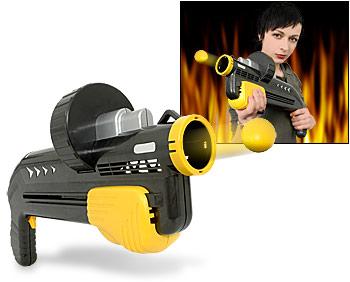 fusil à pompe balle en mousse