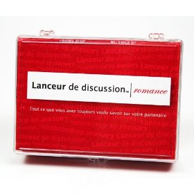 lanceur discussion romantique