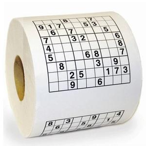 Jeu des images - Page 3 Papier-toilette-sudoku
