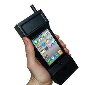 Coque iPhone rétro