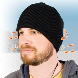 bonnet ecouteurs