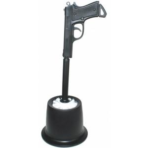 brosse toilette pistolet