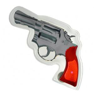 chauffe main revolver