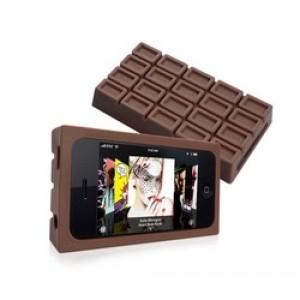 etui coque chocolat iphone