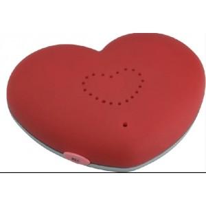 coeur magnet message