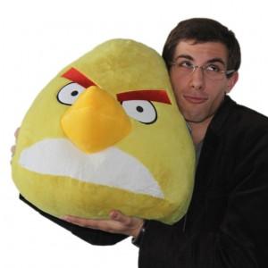 Angry Bird jaune xxl
