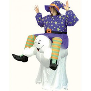 costume carnaval gonflable