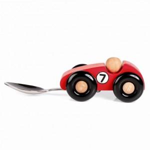 cuillère pour enfant voiture