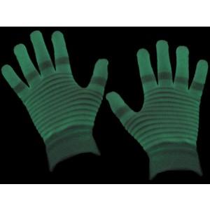 gants lumineux
