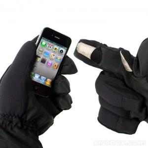 gants ski tactiles