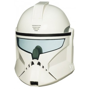 masque clone trooper