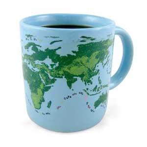mug rechauffement climatique