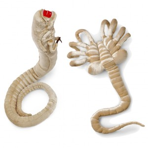 peluche alien scorpion serpent