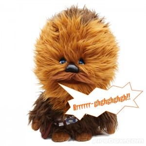 Peluche Chewbacca Star Wars XL