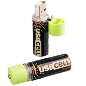Piles USB rechargeables