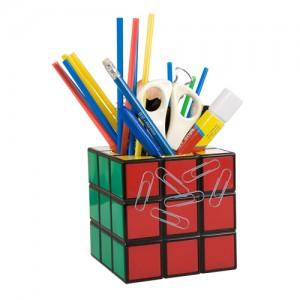 porte crayon rubik's cube