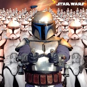 Poster Star Wars Jango Fett
