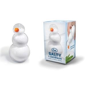 sel bonhomme neige