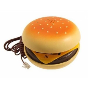 telephone hamburger