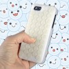 Coque iPhone Papier Bulle