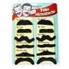 Fausses Moustaches (x12)