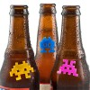 Marques Verres Space Invaders