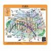 Plan de Paris Tissu Microfibre