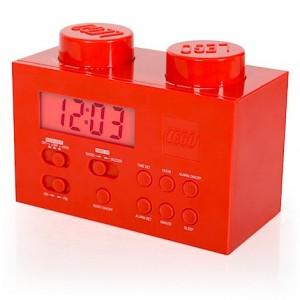 Radio réveil Lego