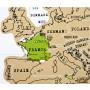 carte monde gratter