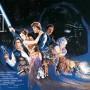Poster Star Wars Le Retour du Jedi (US)