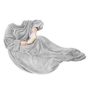 couverture à manche