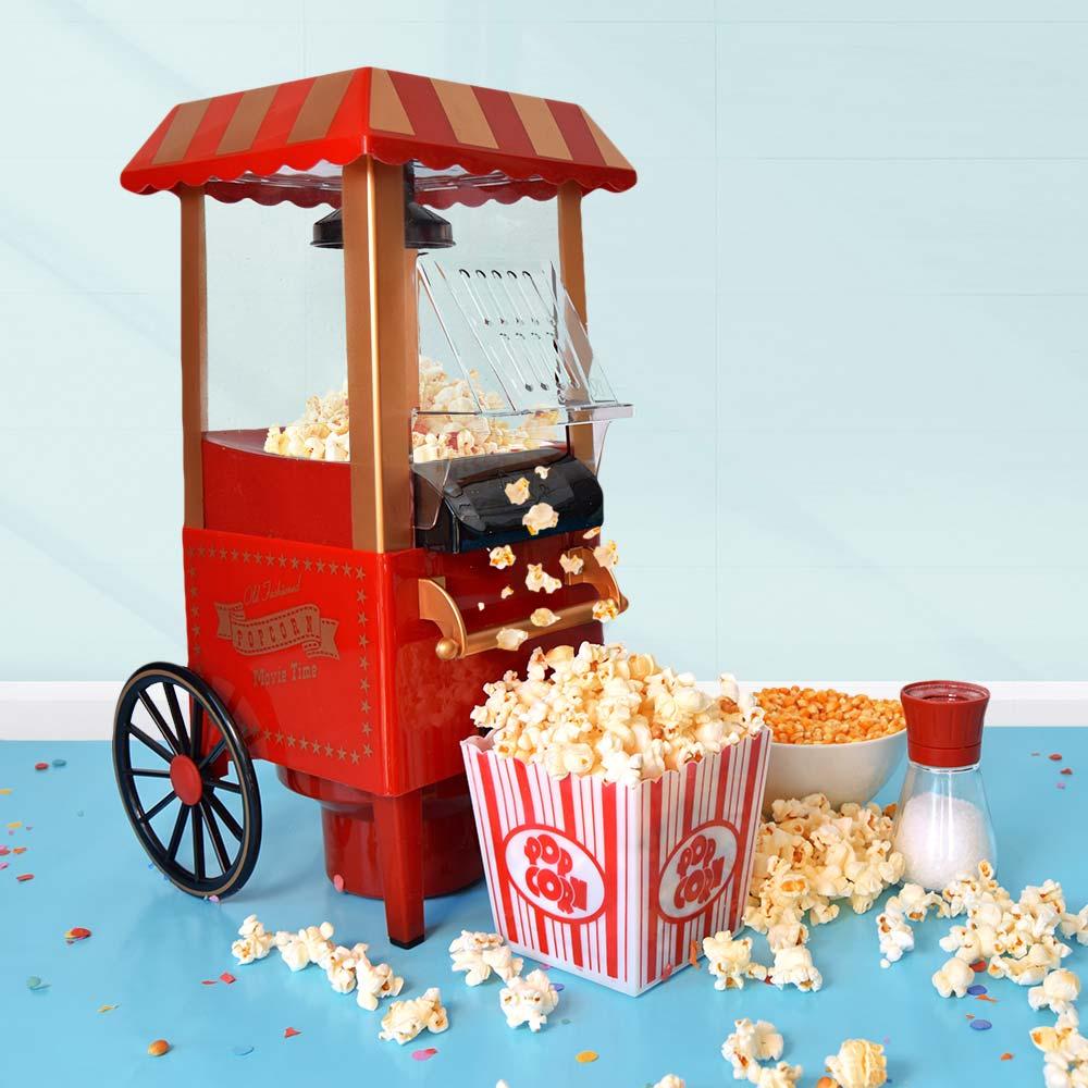 machine pop-corn fête foraine