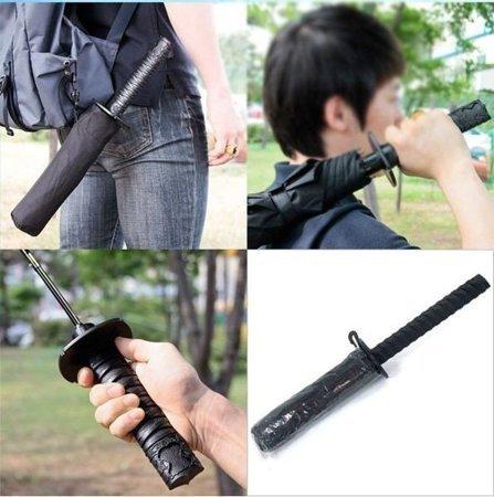 mini parapluie samourai