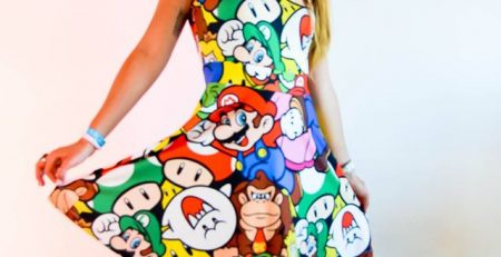 Robe Nintendo