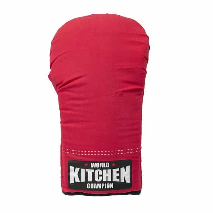 gants de cuisine boxe les maniques du boxeur cadeau cuisine super insolite. Black Bedroom Furniture Sets. Home Design Ideas