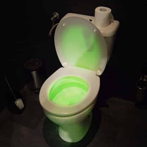 lumiere de toilette
