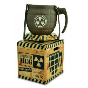 mug grenade, le cadeau original