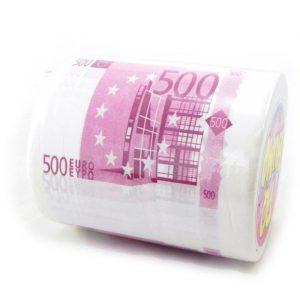 Papier toilette 500 euros super insolite - Papier toilette licorne ...