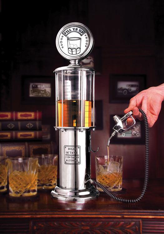 pompe essence distributeur de boisson super insolite. Black Bedroom Furniture Sets. Home Design Ideas