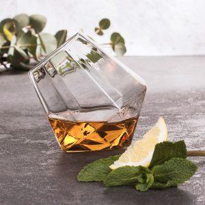 verre à whisky lot de deux