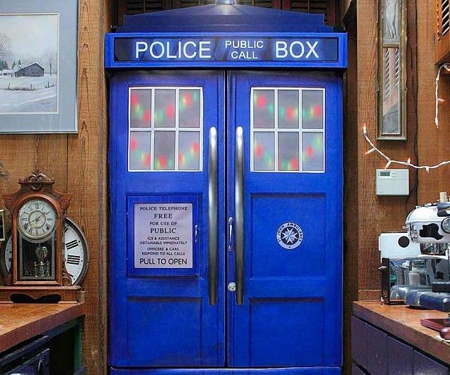 frigo Dr Who