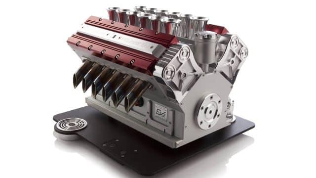 machine à café moteur V12