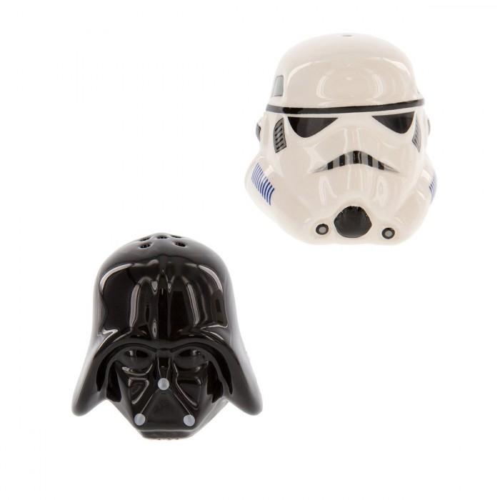 sel poivre dark vador stormtrooper super insolite. Black Bedroom Furniture Sets. Home Design Ideas