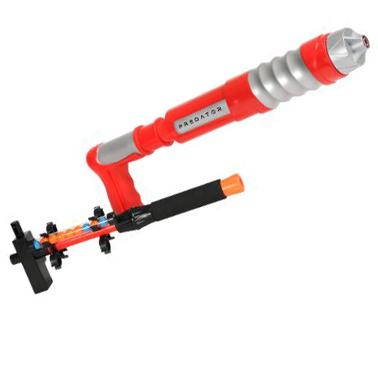 fusil pompe paintball et eau predator le gun hybride paintball et batailles d 39 eau super. Black Bedroom Furniture Sets. Home Design Ideas