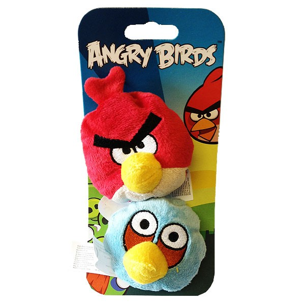 Angry bird bean bags rouge bleu 2 super insolite - Angry birds rouge ...