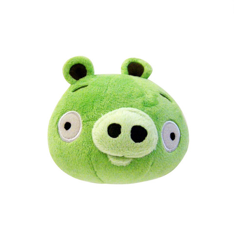 Angry birds cochon vert 2 super insolite - Cochon angry bird ...
