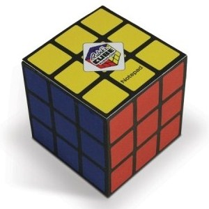 bloc-notes-rubik-s-cube