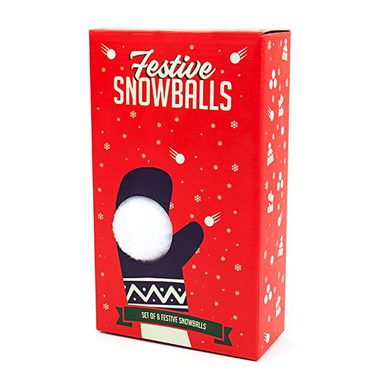 boule de neige textile