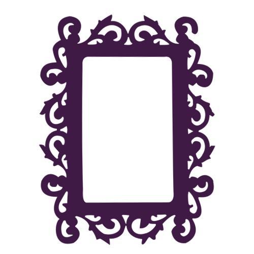 cadre photo adhesif baroque deco super insolite With peinture couleur bois de rose 14 cadre photo adhesif baroque deco super insolite